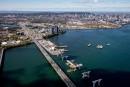 Pont Champlain: pas de retard ni d'irrégularités, dit Ottawa