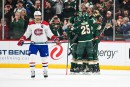 Canadien 3 - Wild 6 (pointage final)