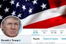 Désactivation du compte de Trump: Twitter prend «des mesures»