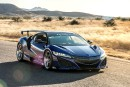 Acura NSX Dream Project... | 7 novembre 2017