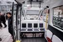 La navette autonome Navya a été mise à l'essai à... | 7 novembre 2017