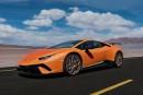 La prochaine Lamborghini Huracán pourrait être hybride enfichable
