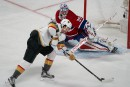 Golden Knights 2 - Canadien 3 (pointage final)