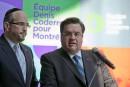 Le «flair politique» de Denis Coderre engourdi, selon Lionel Perez