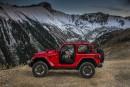 Le Jeep Wrangler Rubicon.... | 8 novembre 2017