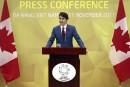 Partenariat transpacifique: pas encore d'entente, dit Trudeau