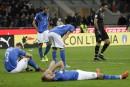 L'Italie ne participera pas à la Coupe du monde