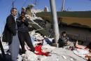 Séisme en Iran : l'État face au défi de l'aide aux sinistrés