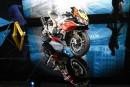 Une nouvelle Aprilia SV4 exposée au Salon de la moto... | 15 novembre 2017