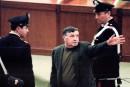 Italie: l'ancien parrain de Cosa Nostra meurt en prison