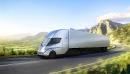 Selon Musk, la plupart des trajets de camions remorques de... | 17 novembre 2017
