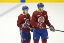 Formation inchangée pour le CH contre les Leafs