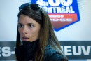 Danica Patrick, avant la course de la Série Nascar Nationwide... | 17 novembre 2017