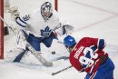 Maple Leafs 6 - Canadien 0 (score final)