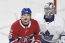 Les Maple Leafs assomment le Canadien 6-0