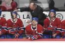 Devant l'adversité, les joueurs du Canadien s'écrasent