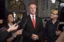 Guy Ouellette réintègre le caucus libéral