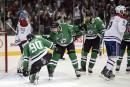 Deux buts rapides des Stars coulent le Canadien