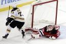 McAvoy marque en 11e ronde de la fusillade et les Bruins battent les Devils