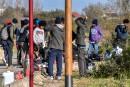 France: six mois ferme pour un policier qui avait giflé un migrant