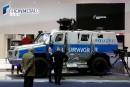 Les transporteurs de troupes urbains sont le principal signe de... | 24 novembre 2017