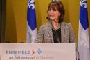 Weil inquiète pour le sentiment d'appartenance des anglophones au Québec