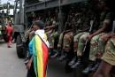 Zimbabwe: l'intervention de l'armée était légale, décrète un juge