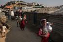 La fuite des Rohingyas de Birmanie continue, malgré l'accord