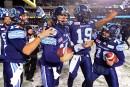 Les Argonauts remportent la Coupe Grey