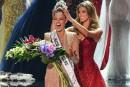 Une reine de beauté sud-africaine devient Miss Univers