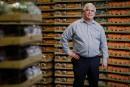 Benoit Faucher, PDG de Boulangerie St-Méthode: virage santé payant