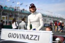 Le pilote de réserve de Sauber Antonio Giovinazzi, qui vient... | 29 novembre 2017