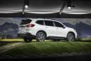 Salon de Los Angeles : le Subaru Ascent pour les grosses familles
