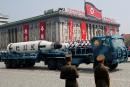 Missile: Washington menace Pyongyang, sans convaincre Moscou et Pékin