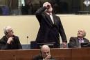 L'autopsie rapide de Slobodan Praljak, «la plus haute priorité»