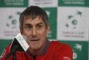 Coupe Davis: Martin Laurendeau quitte son poste de capitaine