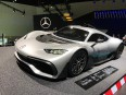 L'hybride super-rapide, super-exotique, super-high-tech et super-chère AMG-Mercedes Project One n'est... | 30 novembre 2017