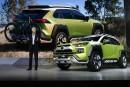Jack Hollis, vice-président de Toyota USA, dit que le FT-AC... | 30 novembre 2017