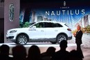 Le Lincoln Nautilus --anciennement nommé MKX-- a été présenté par... | 30 novembre 2017