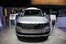 Le nouveau Range Rover hybride rechargeable 2018.... | 30 novembre 2017