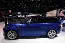 Le nouveau Range Rover SVR, dont la carrosserie comprend de... | 30 novembre 2017