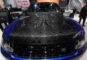 Le Range Rover SVR : son capot, entre autres, est... | 30 novembre 2017