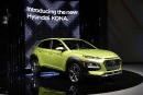 Le Hyundai Kona au Salon de l'auto de Los Angeles.... | 30 novembre 2017