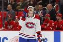 Le Canadien malmène les Wings 6-3