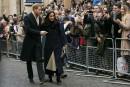 Première sortie officielle du prince Harry et de sa fiancée