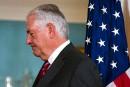 Rumeur de remplacement: «Risible», répond Rex Tillerson