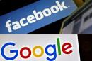 Cinq géants du web captent la croissance de la pub numérique