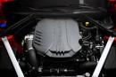 Le V6 turbocompressé (365 ch) et rouage intégral. Une version... | 4 décembre 2017