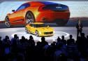 Le prototype GT4 Stinger avait été montré au Salon de... | 4 décembre 2017