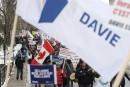 Des employés de Davie à Ottawa pour obtenir des réponses
